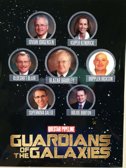 Guardians of the Galaxies
