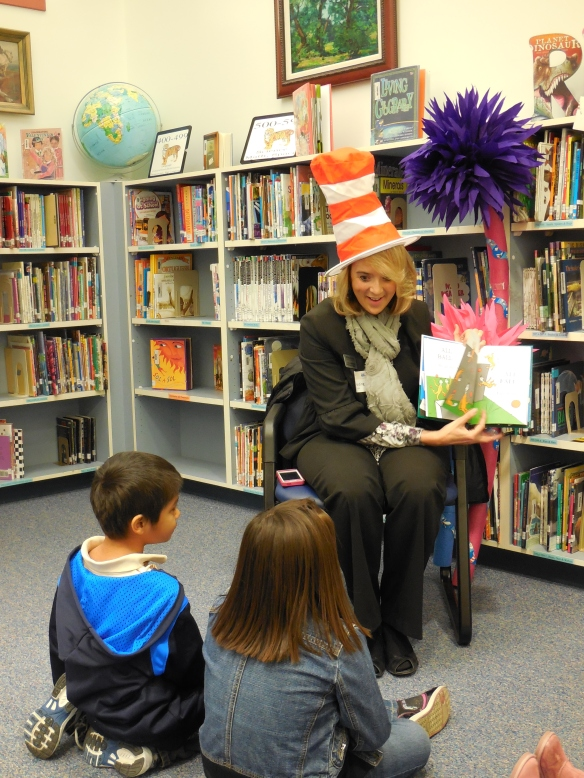 Roosevelt Dr Seuss Readers II